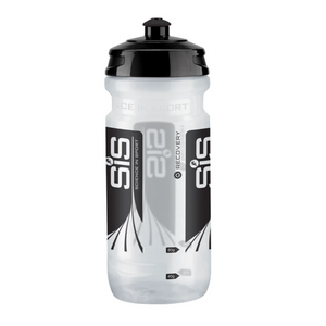 SiS - Clear 600 ml wide neck water bottle
