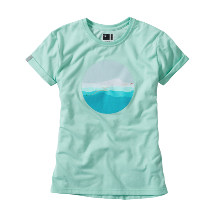Madison - Women's Tech Tee Sunrise