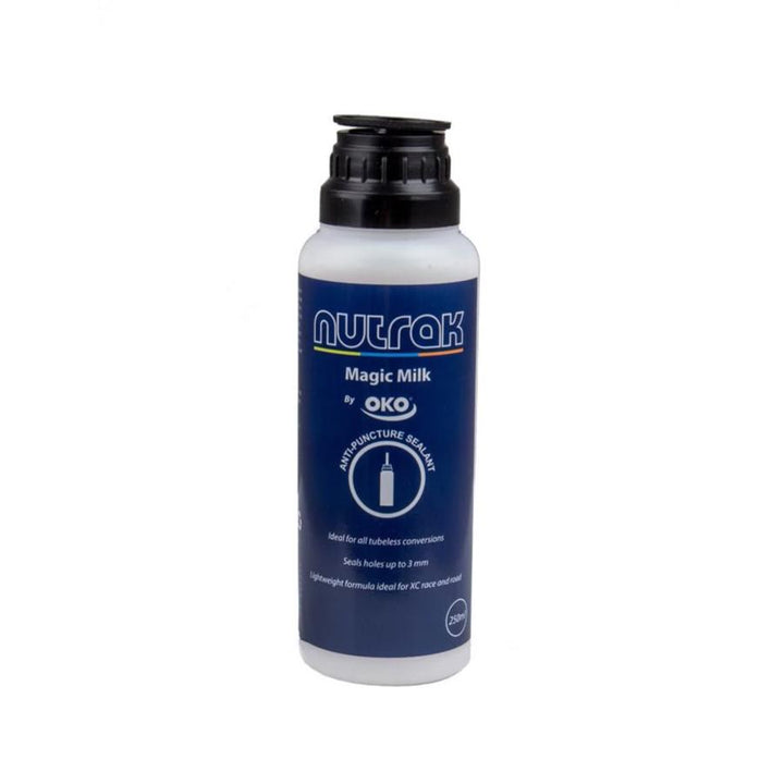 Nutrak - Magic Milk tubeless tyre sealant, 250ml