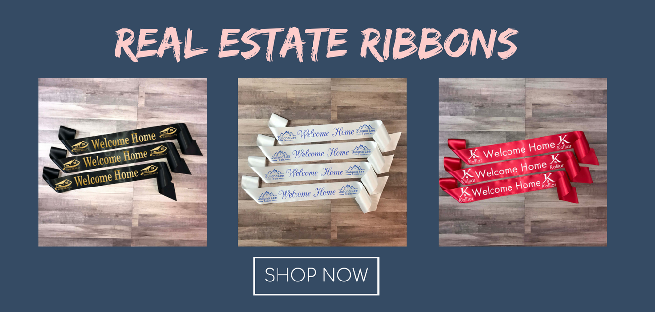 Real Estate Ribbons