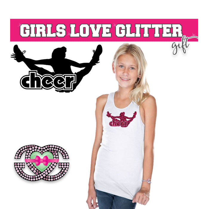Cheer Tank Cheer w Jumper