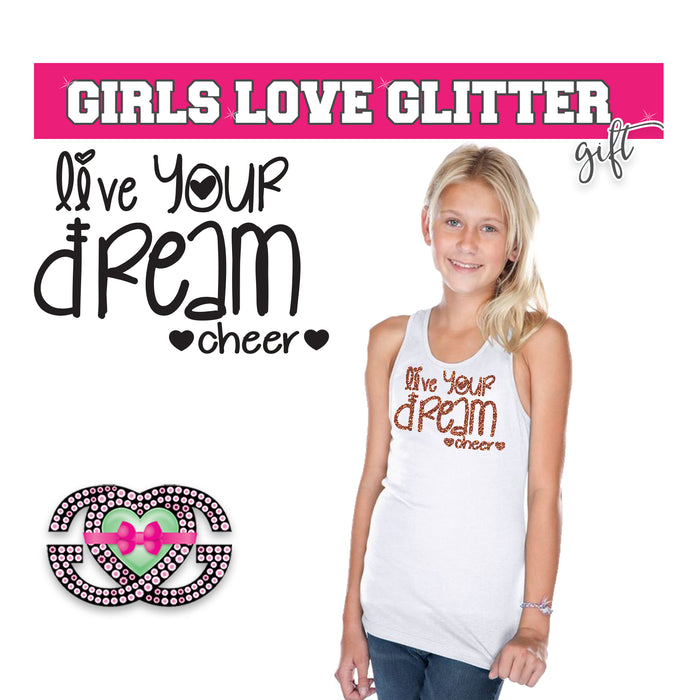 Cheer Tank Live Your Dream *Cheer*