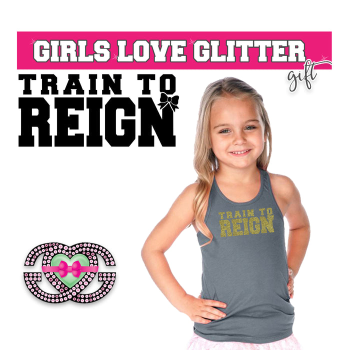 Cheer Tank Train to Reign