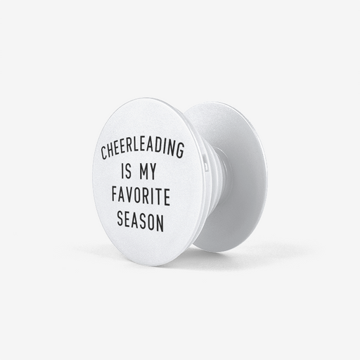 Favorite Season CHEER Collapsible Grip & Stand for Phones and Tablets