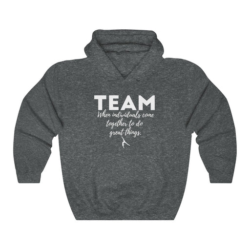 TEAM GREAT Unisex Heavy Blend™ Hooded Sweatshirt