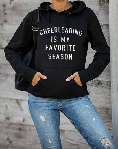 Favorite Season CHEER Unisex Hoodie