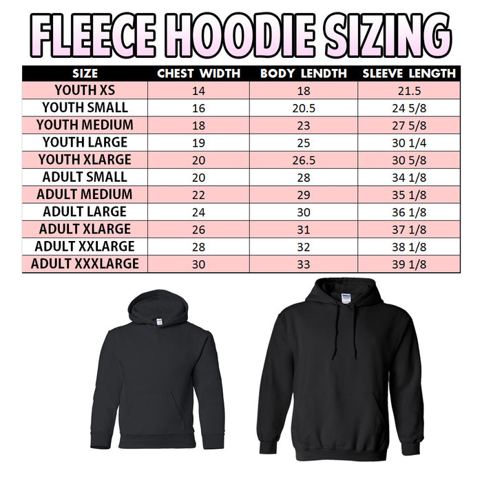 Gymnastics Hooded Fleece Don't Always Flip