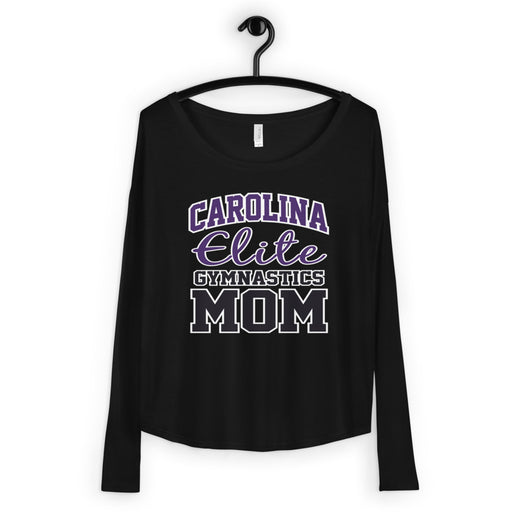 CAROLINA ELITE Ladies' Long Sleeve Flowy Tee