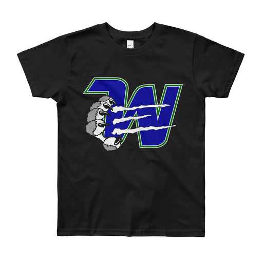 WILDCAT ELITE Youth Short Sleeve T-Shirt