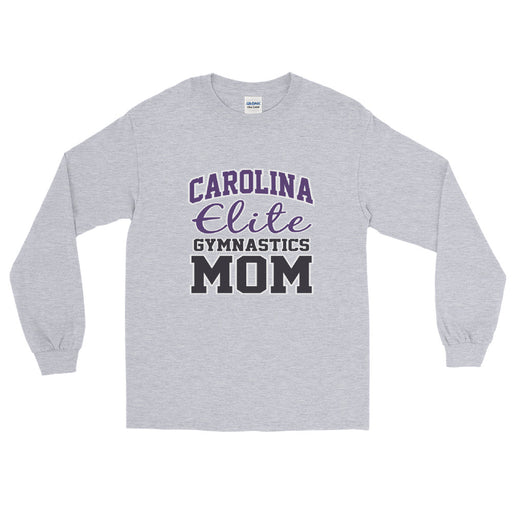 CAROLINA ELITE MOM Long Sleeve T-Shirt