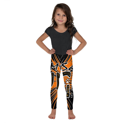 SOMERSAULT JUNGLE GYMNASTICS Kid's Leggings
