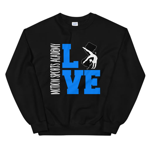 MOTION SPORTS ACADEMY Unisex Sweatshirt