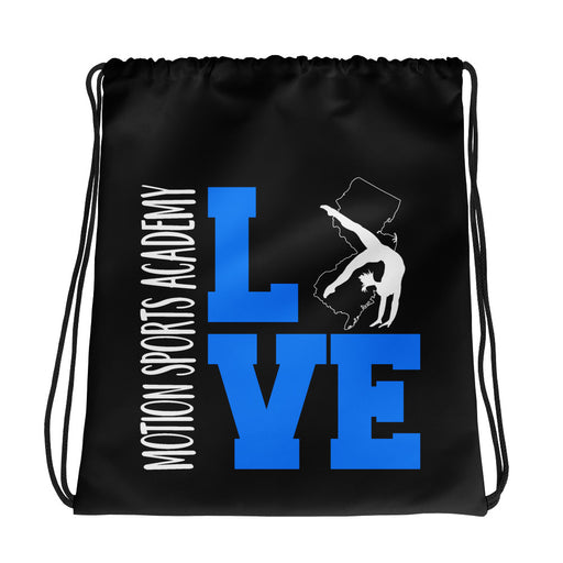 MOTION SPORTS ACADEMY Drawstring bag