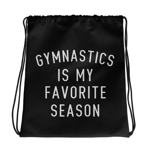 Favorite Season GYMNASTICS Drawstring bag