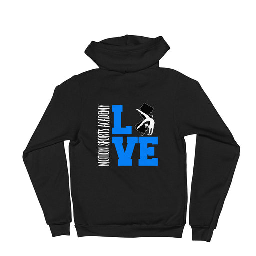 MOTION SPORTS ACADEMY Hoodie sweater