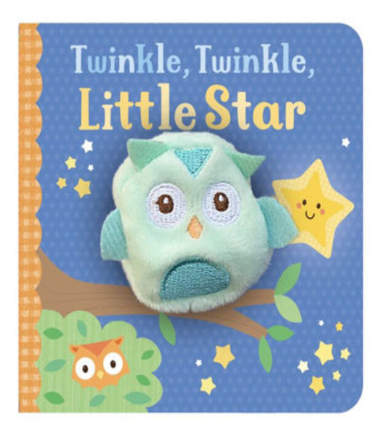 Twinkle Little Star Puppet Book
