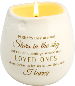 8 oz. Soy Filled Candle - Stars in the Sky