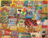 1000 Piece Puzzle - Games We Played