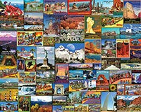 1000 Piece Puzzle - Best In America