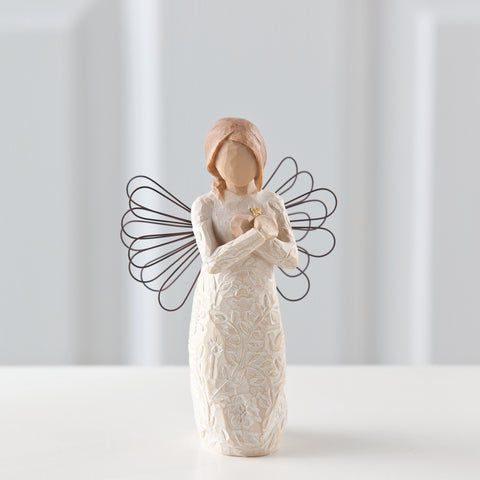 FIGURINE - WILLOW TREE REMEMBRANCE