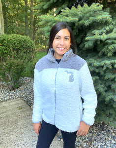 M Grey Michigan Sherpa