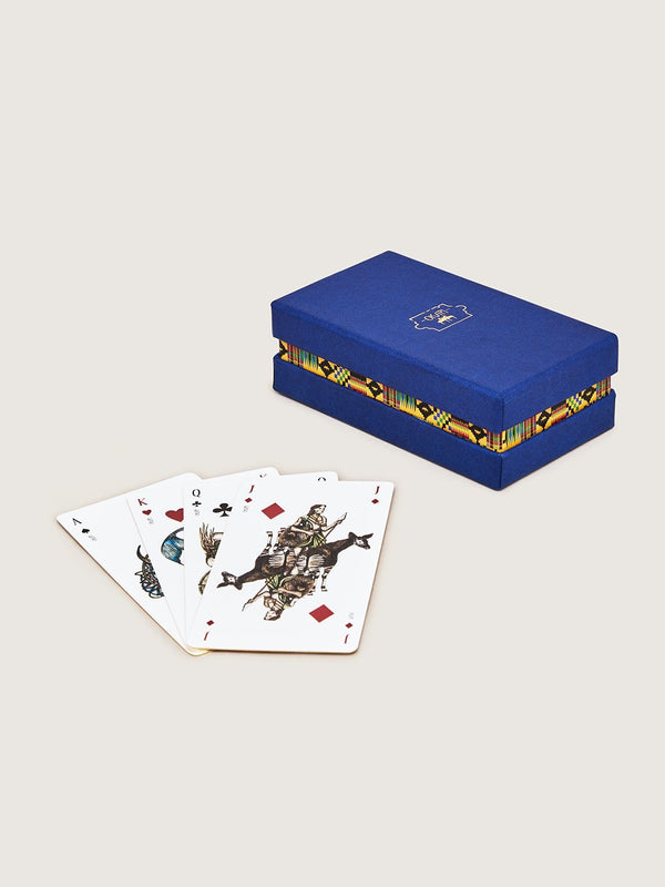 Oracle Playing Cards - Blue