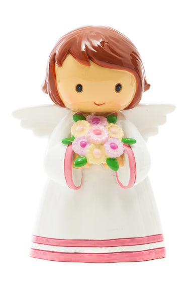 October Guardian Angel Love flowers