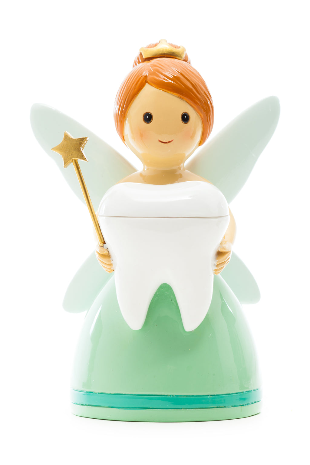 Tooth Fairy Mint Color Dress