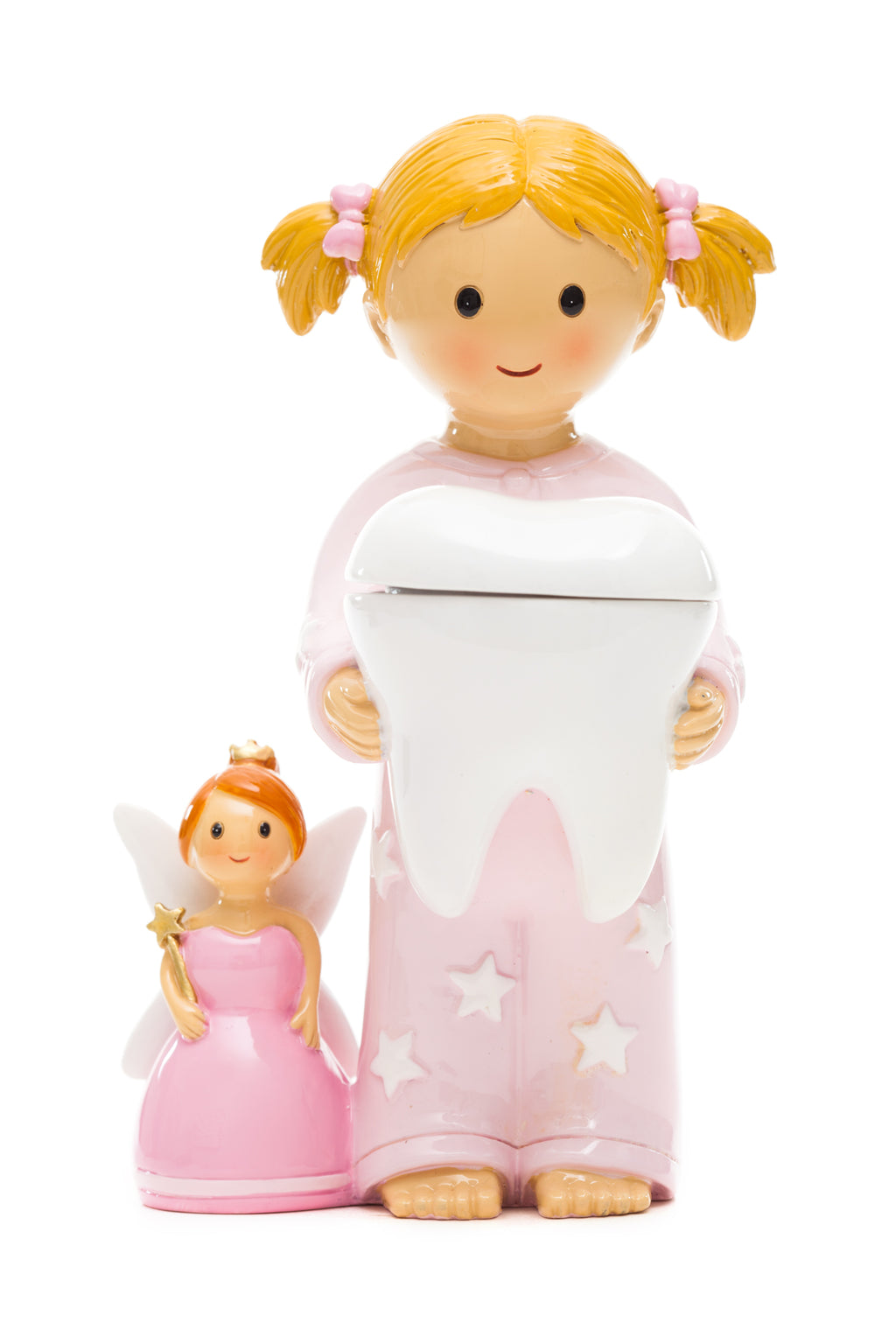 Tooth Fairy with Girl