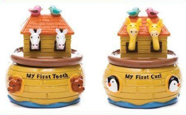 Noah's Ark-My First Curl and My First Tooth Set