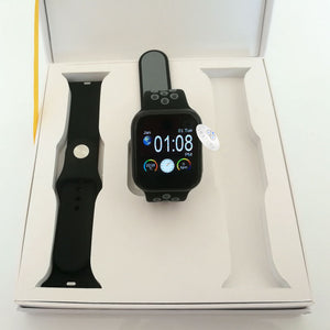 i7 GPS Smart Watch Lift Hand Bright Screen Function Super Copy Series 5 Design - iwatchs