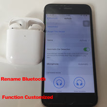 Load image into Gallery viewer, i500 TWS Heavy Bass Wireless Charging Earbud with Smart Sensor - iwatchs