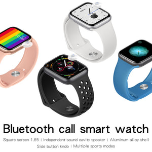 New Series 6 Design i8 Pro IP67 Waterproof Bluetooth Call Smart Watch - iwatchs