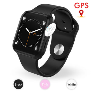 [I6 SPRO] GPS Smart Watch Support Wireless Charging Newest Tech in 2019 - iwatchs