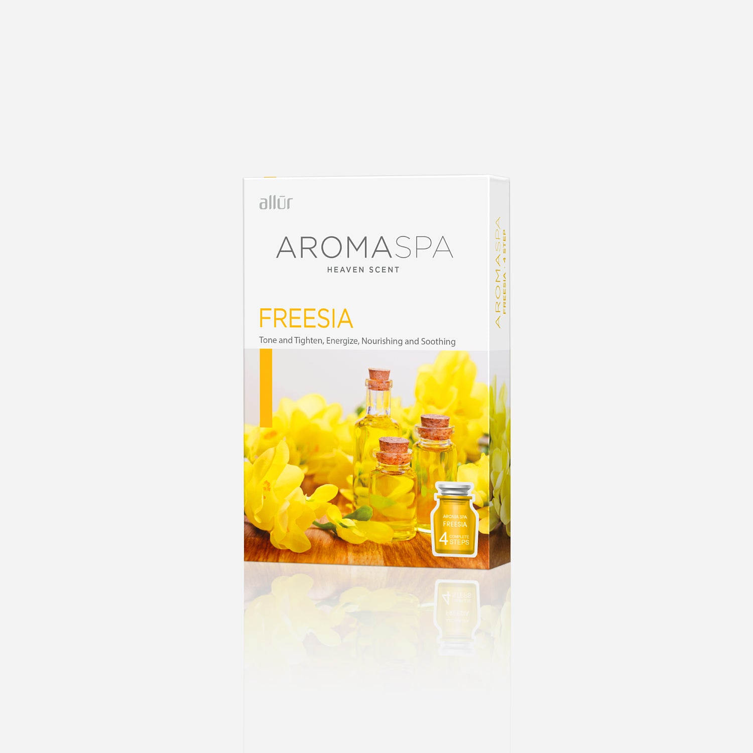 AromaSpa Freesia 4-Step