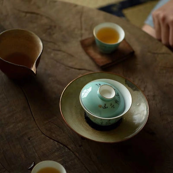 Green Gaiwan Limited Edition