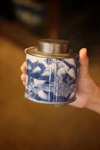 Jingdezhen Porcelain Tea Jar (Limited Edition)