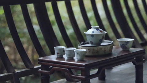 小团圆(Small reunion tea set)