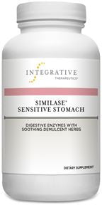 Similase Sensitive Stomach. 180 vcaps Integrative Therapeutics