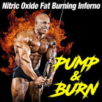 MHP Anadrox Pump & Burn Pre-Workout Build Muscle