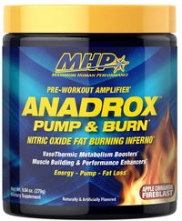 MHP Anadrox Pump & Burn Apple