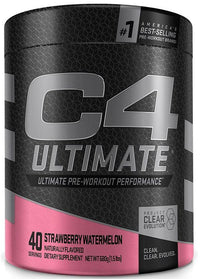 Cellucor C4 Ultimate 40 serving muscle pumps