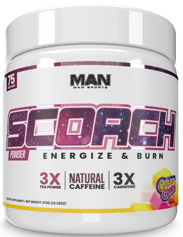 Man Sports Scorch 75 servings