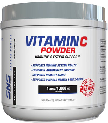 SNS Serious Nutrition Solutions Vitamin C Powder