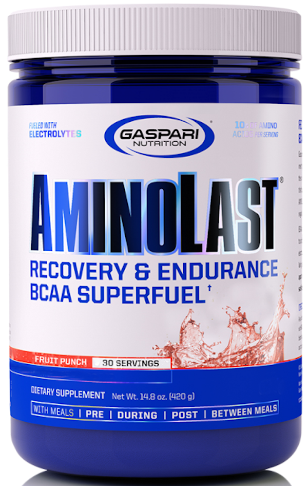 Gaspari Nutrition AminoLast 30 serving