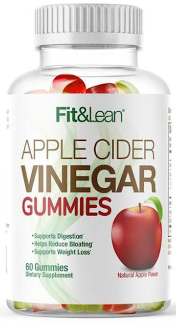MHP Fit & Lean Apple Cider Vinegar Gummies