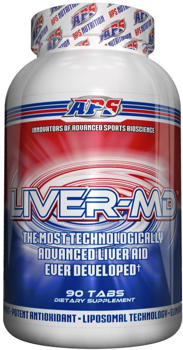 APS Nutrition Liver-MD 90 tabs