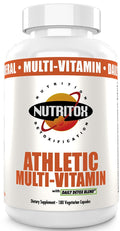 Nutritox Athletic Multi-Vitamin 180 Veg Caps