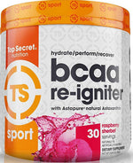 Top Secret BCAA Re-Igniter