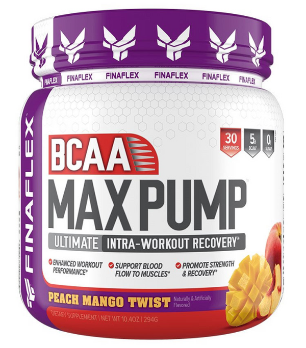 Finaflex BCAA Max Pump 30 servings
